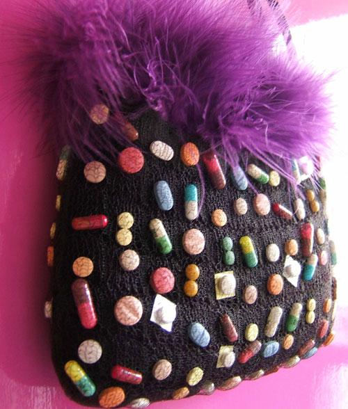 Agoraphobic's Handbag