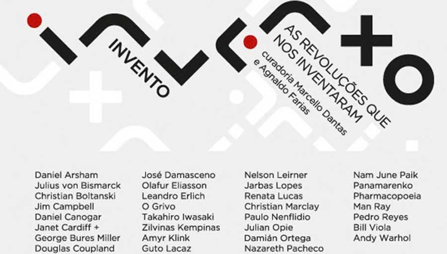 INVENTO exhibition lineup
